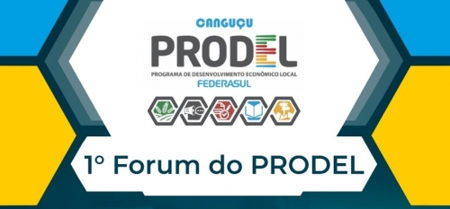 1º Fórum do PRODEL